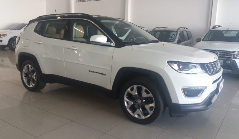 Jeep Compass Limited 2016/2017 full