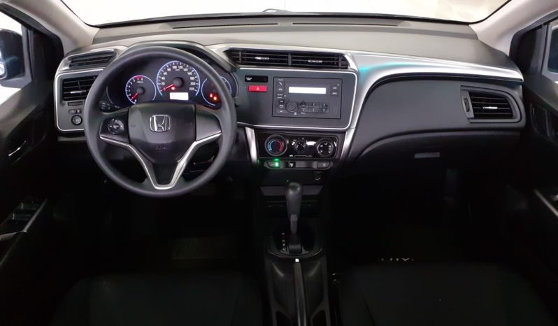 Honda City LX Câmbio CVT 2017/2017 full
